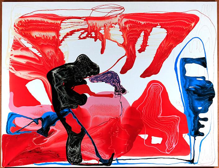 Dale Frank , 0; 200 x 260 cm; enquire