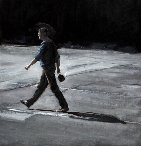 Louise Hearman Untitled #1326, 2010; Oil on masonite; 61 x 63.5 cm; enquire