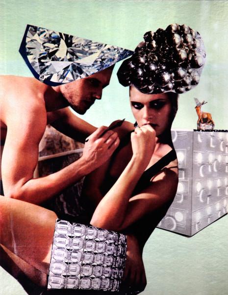 "Jacqueline Fraser ""That notorious art money launderer adores Carsten Holler."", 2007; 100 x 100 cm (framed); enquire"