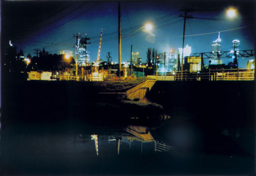 Bill Henson Untitled # 1, 1997-98; CL SH232 N19; type c colour photograph; 104 x 154 cm; 127 x 180 (paper size); Edition of 5 + AP 2; enquire