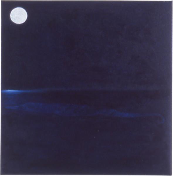 Fiona Foley Sea Horse, 1998; oil on canvas; 40 x 39 cm; enquire