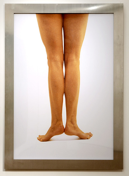 Julie Rrap Hymenation, 0; from the series Hymenation; digital print; 131 x 91 cm; 148 x 108cm (framed); Edition of 5 + AP 2; enquire