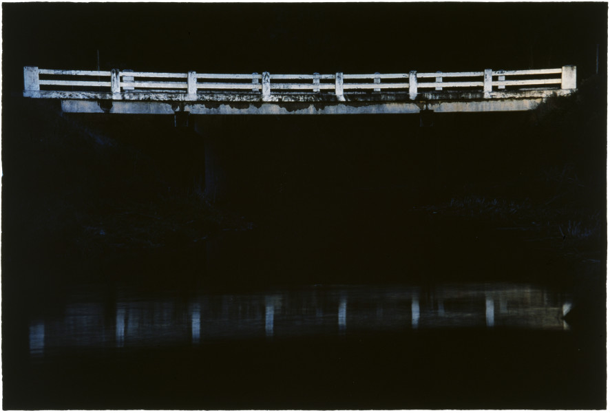 Bill Henson Untitled #18, 2000-01; CL SH439 N31A; archival inkjet pigment print; 127 x 180 cm; Edition of 5 + AP 2; enquire