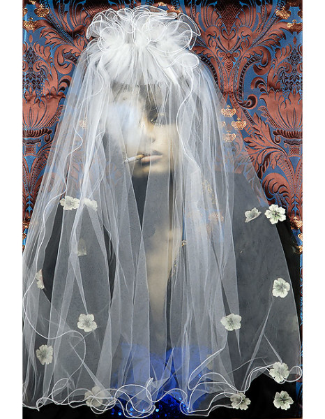 "Jacqueline Fraser 14. ""MAGIQUE Untitled"", 2008; backlit photographs and mixed media; 92 x 61.5 x 23 cm; enquire"