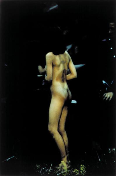 Bill Henson Untitled #101, 1998; 4TH D SH 2 N2; Type C photograph; 104 x 154 cm; 127 x 180 cm (paper size); Edition of 5 + AP 2; enquire