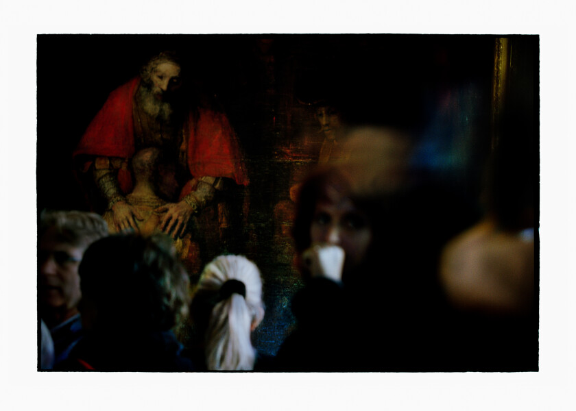 Bill Henson Untitled #14, 2010-11; CL SH767 N17B; archival inkjet pigment print ; 127 x 180 cm; Edition of 5 + AP 2; enquire