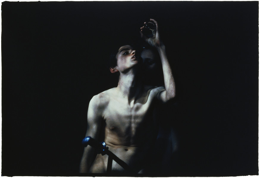 Bill Henson Untitled, 1998-00; CB/KMC 4 SH 77 N7A     / gallery ref. #7; Type C photograph; 127 x 180 cm; Edition of 5 + AP 2; enquire