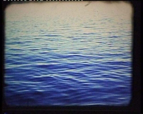 Tracey Emin HOMAGE TO EDVARD MUNCH AND ALL MY DEAD CHILDREN (detail), 1998; Single screen projection and sound, shot on Super 8, transferred to DVD; Duration: 1 minute; enquire