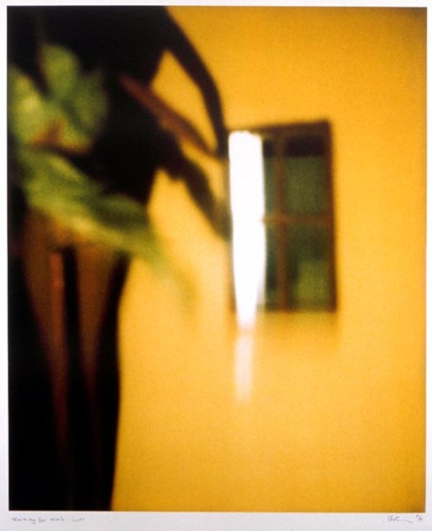 Destiny Deacon Waiting for Work, 2001; from the series Forced Into Images; Light jet print from a Polaroid original; 95 x 77 cm; Edition of 20; enquire
