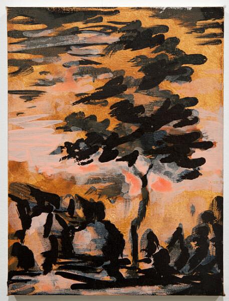 Tony Clark Section from Clark's Myriorama, 2013; 23 x 30 cm; enquire