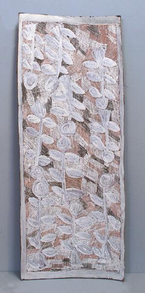 Nyapanyapa Yunupingu , 0; 4278V; 101 x 39 cm; enquire