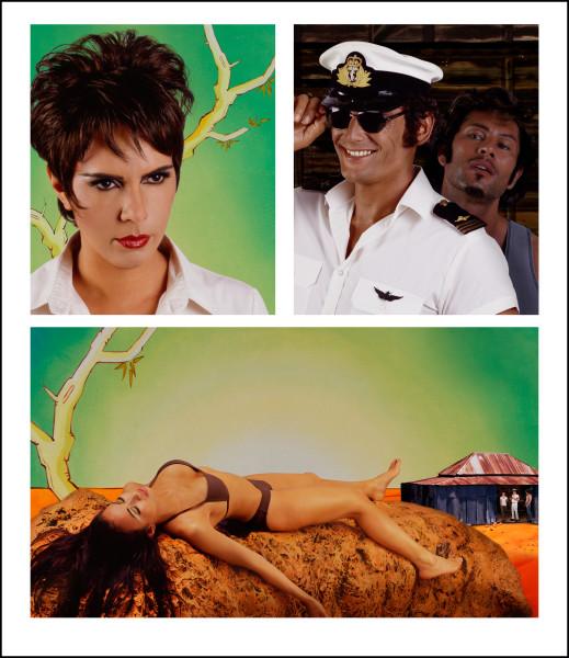 Tracey Moffatt Adventure Series 2, 2004; colour print on Fujiflex paper; 132 x 114 cm; Edition of 25; enquire