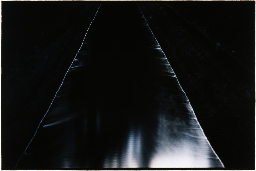 Bill Henson Untitled #81, 2000-01; CL SH445 N27A; type C photograph; 127 x 180 cm; Edition of 5 + AP 2; enquire