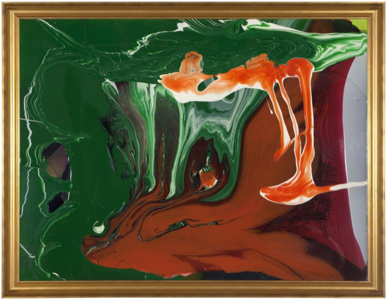 Dale Frank Rutherford, 2013; 134 x 174 cm; (framed); enquire