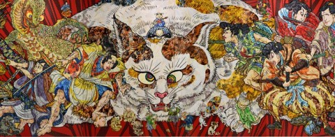 'Japan Supernatural' at the Art Gallery of New South Wales