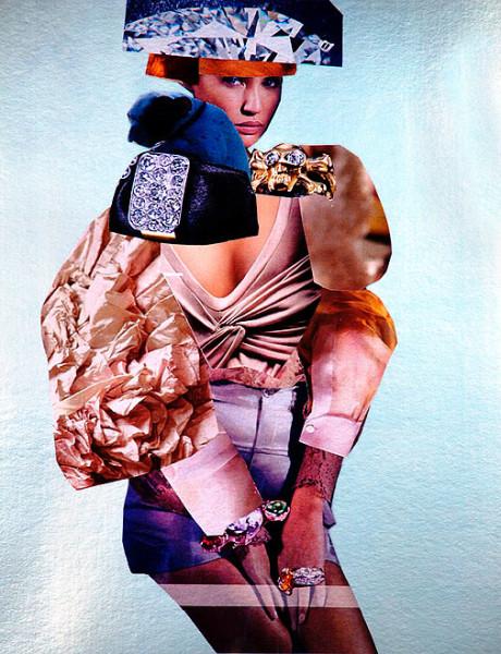 """Jacqueline Fraser """"ANGEL"""", 2007; 100 x 100 cm (framed); enquire"""