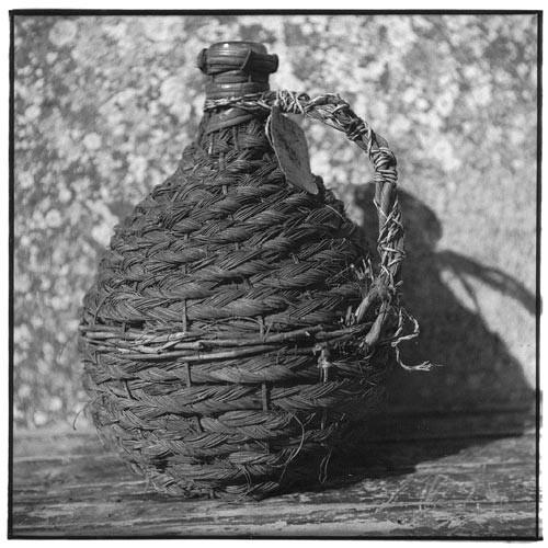 Bill Culbert Bonbonne - Platied grass cane handle, 2002; Edition of 25; enquire