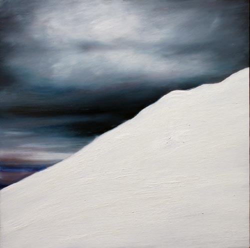 Louise Hearman Untitled #1163, 0; oil on masonite; 47 x 47 cm; enquire