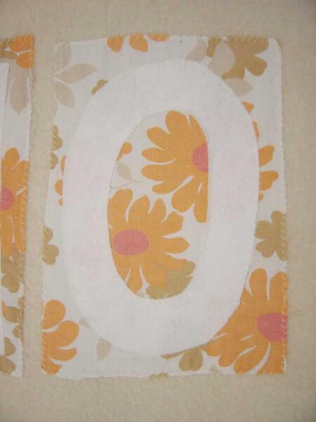 Tracey Emin Remembering 2003 (detail), 2004; applique; 238.5 x 185.5 cm; enquire