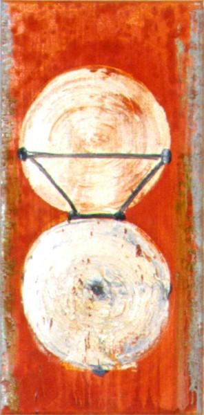 John Firth-Smith Memento No. 6, 2001; Oil on linen; 2 ft x 1 ft; enquire