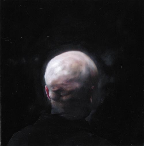 Louise Hearman Untitled #1191, 2004; oil on masonite; 42 x 41 cm; enquire