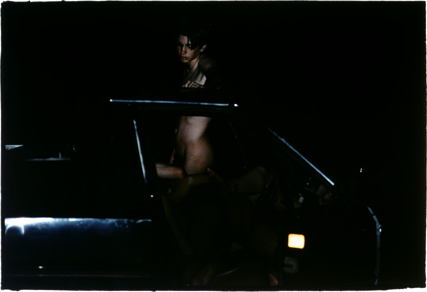 Bill Henson Untitled, 1998-00; CB 7 SH 7 N36 / gallery ref. #39; Type C photograph; 127 x 180 cm; Edition of 5 + AP 2; enquire