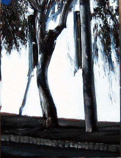 Louise Hearman Untitled #1081, 2005; oil on masonite; 62 x 46 cm; enquire
