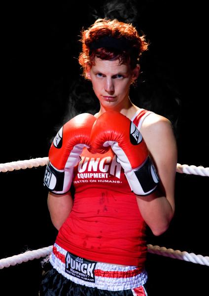 Anne Zahalka Karo, Performer, 2009; type c photograph; 119 x 84 cm; Edition of 5 + AP 2; enquire