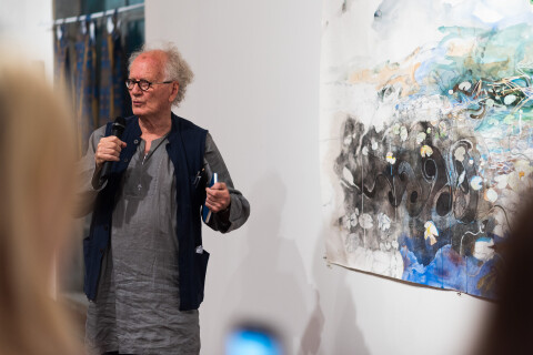 Artist Talk: John Wolseley