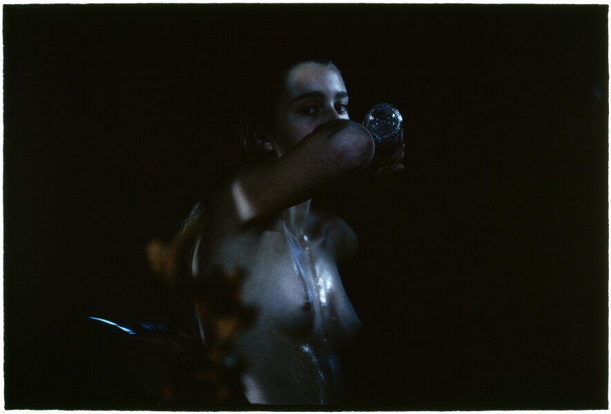 Bill Henson Untitled #34, 2005-06; O SH36 N16; type C photograph; 127 x 180 cm; Edition of 5 + AP 2; enquire