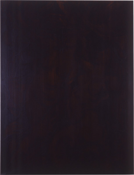 Lindy Lee Between Primal Night and Eternal Day, 1987; oils and wax on canvas; 175 x 134 cm; enquire