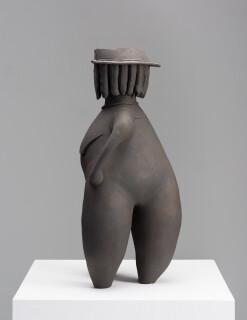 Renee So Woman IV, 2018; stoneware; 45 x 23 x 20 cm; enquire