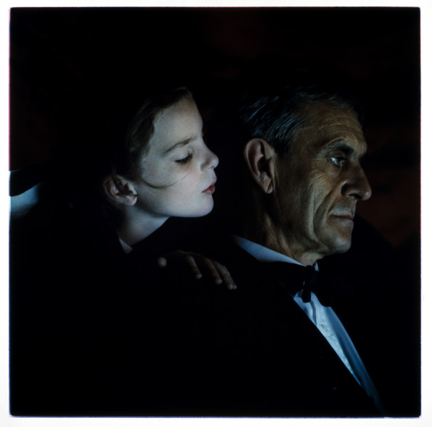 Bill Henson Untitled 27/77, 1990-91; from the series Paris Opera Project; type C photograph; 127 x 127 cm; series of 50; Edition of 10 + AP 2; enquire