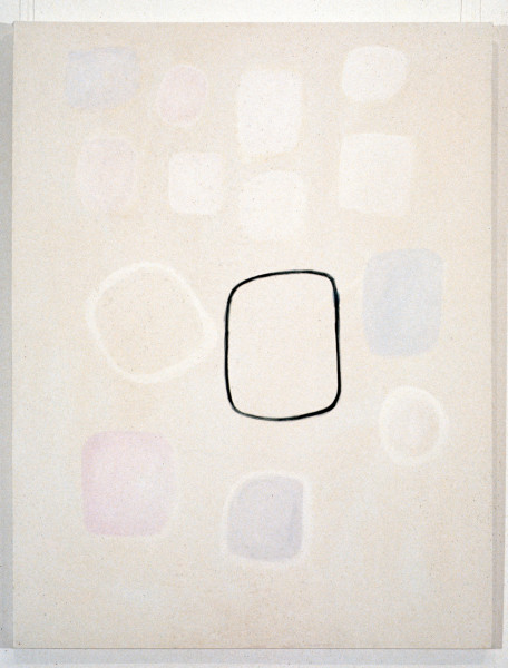 Angela Brennan 13 desires and 1 belief, 1994; oil on canvas; 154 x 120 cm; enquire