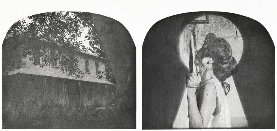 Tracey Moffatt Laudanum #8, 1998; Toned photogravure print on rag paper; 76 x 57 cm; Edition of 60 + AP 9; enquire