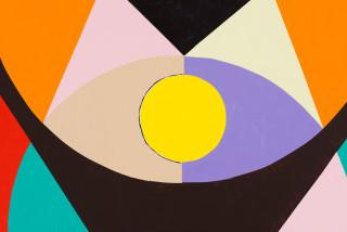 Mikala Dwyer 1 (detail), 2021; acrylic on canvas; 198.5 x 229 cm; enquire