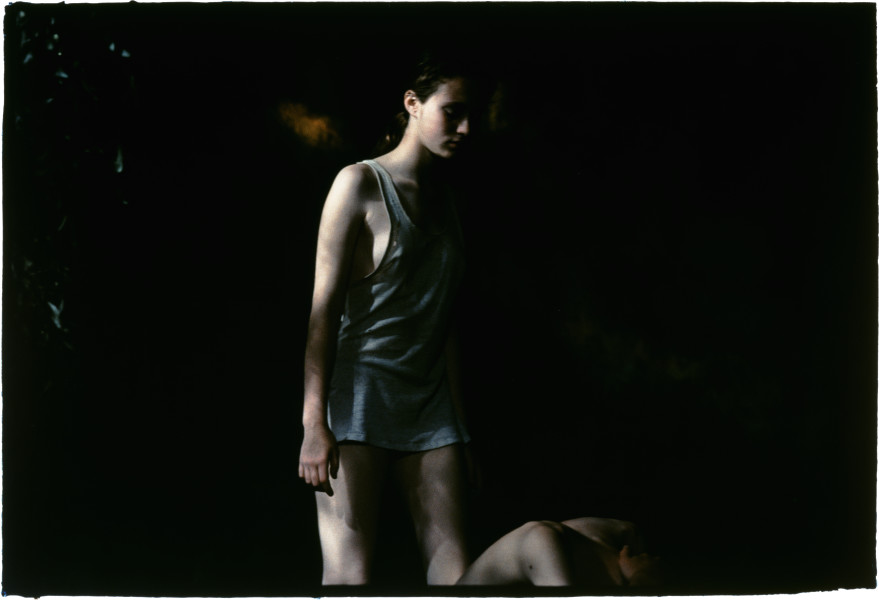 Bill Henson Untitled, 1998-00; CB/KMC 7 SH 169 N20A / gallery ref. #73; Type C photograph; 127 x 180 cm; Edition of 5 + AP 2; enquire