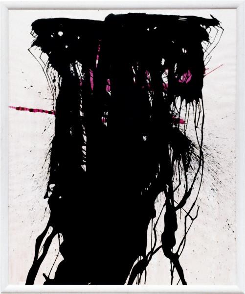 Dale Frank SALUMUC, 1992; ink, pencil & mixed media on paper;  x 189 x 169 cm; enquire