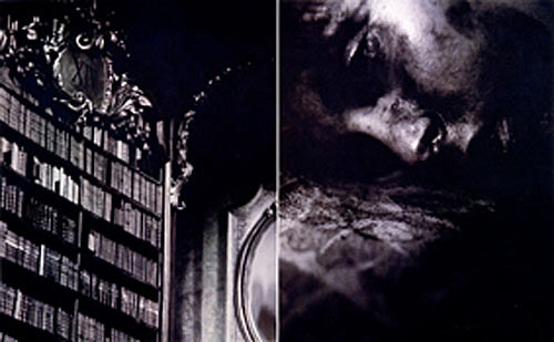 Bill Henson Untitled 7,8, 1983-84; Type C colour photograph; 100 x 80 cm; Diptych; Edition of 10; enquire