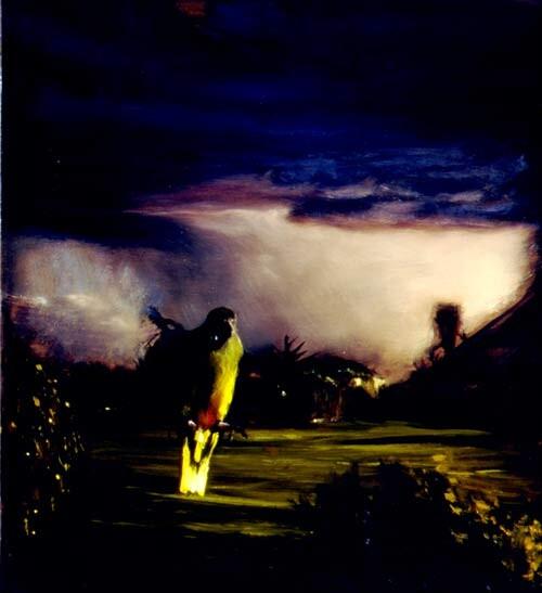 Louise Hearman Untitled #562, 1997; Oil on masonite; 59 x 54 cm; enquire