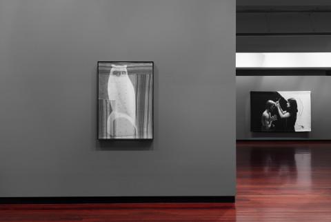 Extended: David Noonan's solo exhibition 'David Noonan: Stagecraft'.