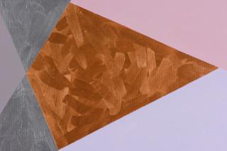 Mikala Dwyer 2 (detail), 2021; acrylic on canvas; 198.5 x 229 cm; enquire