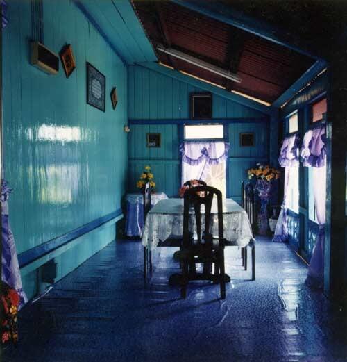 Simryn Gill Dalam # 31, 2001; type C photograph; 23.5 x 23.5 cm; enquire