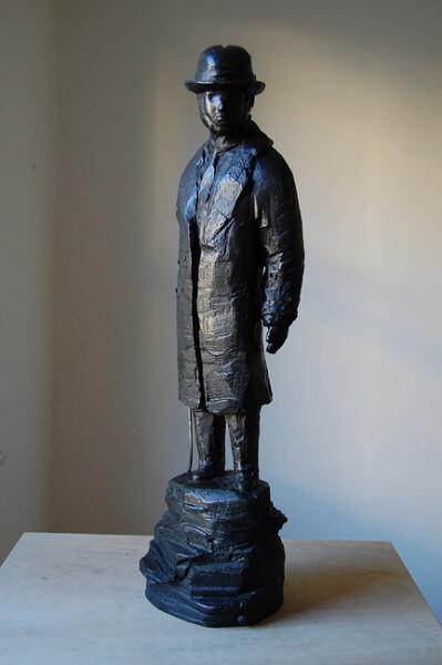 Linda Marrinon Toulouse-Lautrec, 2010; bronze; 68 x 21 x 18 cm; Edition of 3 + AP 2; enquire