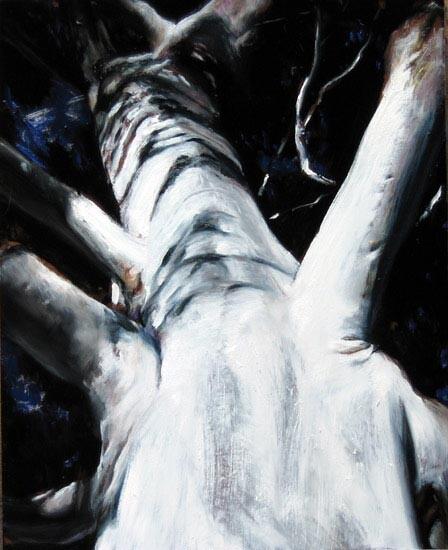 Louise Hearman Untitled #1102, 2005; oil on masonite; 61 x 49 cm; enquire