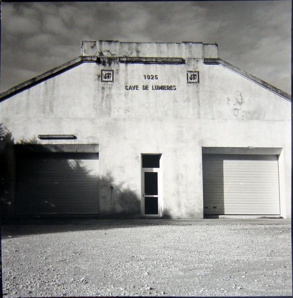 Bill Culbert Cave de Lumi�re, France, 2002; silver gelatin prints; 40.5 x 40.5 cm; Edition of 25; enquire