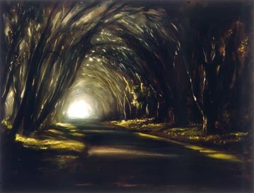 Louise Hearman Untitled #727, 1999; Oil on masonite; 69 x 91 cm; enquire