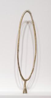 Caroline Rothwell Circles (detail), 2014; Britannia metal; 80 x 310 x 19 cm; enquire