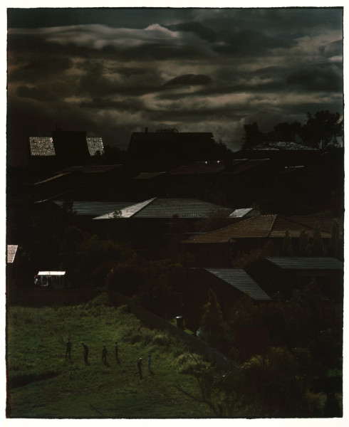 Bill Henson Untitled #106, 1985-86; gallery catalogue reference #87; type C colour photograph; 128 x 100 cm; Edition of 20; enquire
