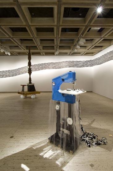 Hany Armanious Riverdance, 2006; mixed media; 140 x 80 x 30 cm; enquire